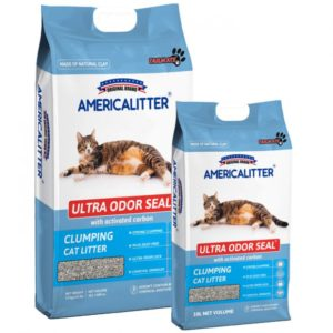 America Litter ULTRA ODOR SEAL 15kg